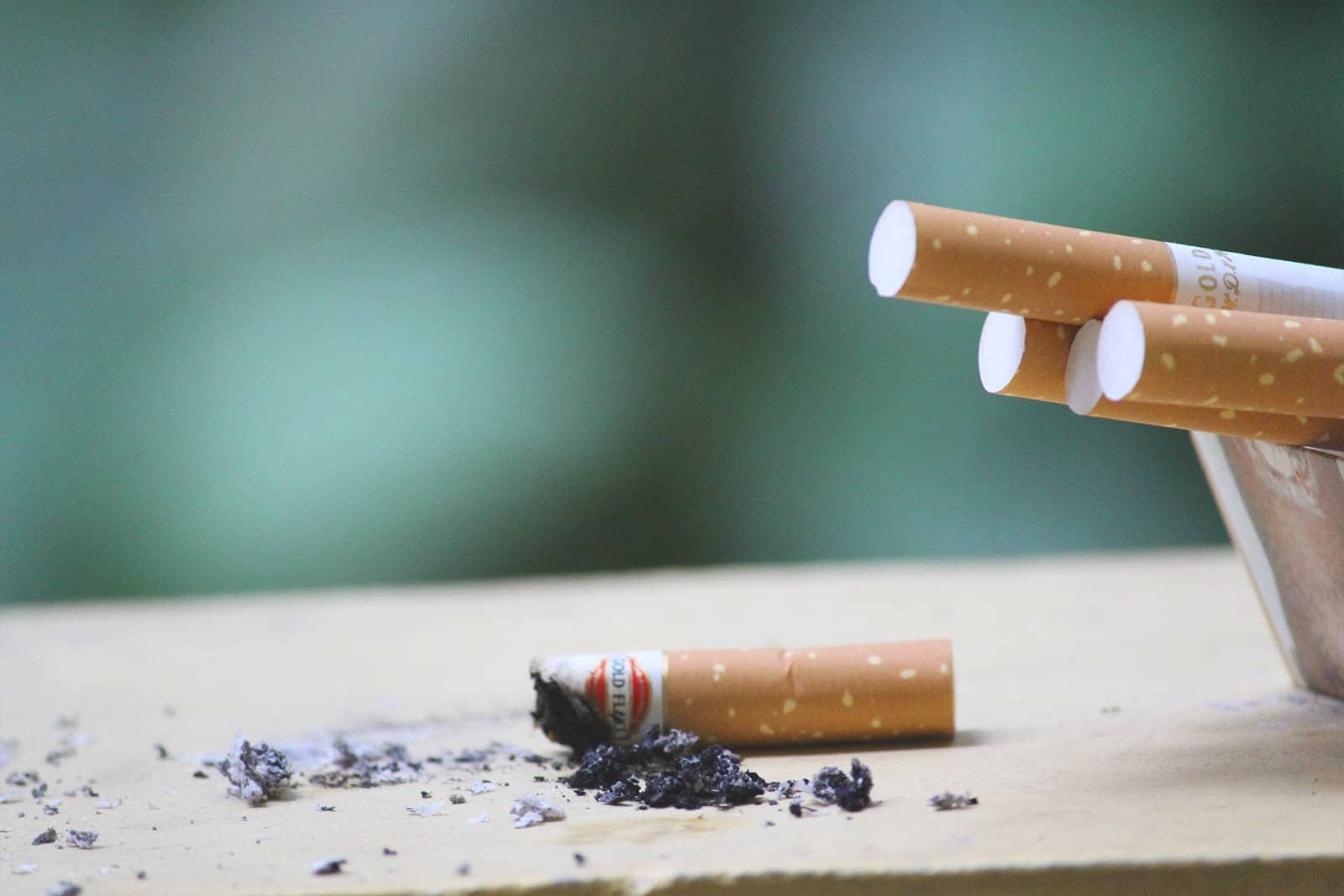 Asthma und Rauchen