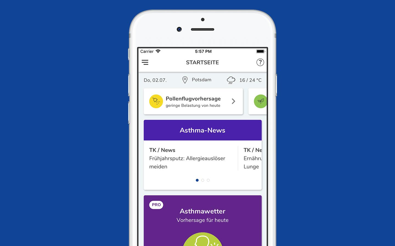 Diese Apps unterstützen Sie bei Allergien und Unverträglichkeiten