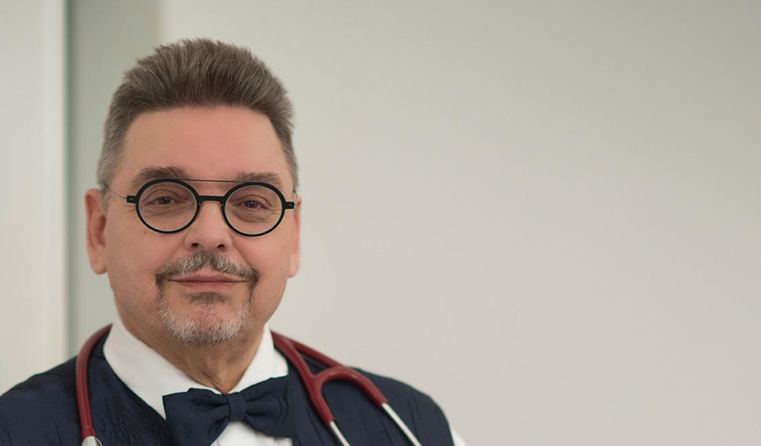 Interview mit Dr. Michael Barczok, Pneumologe Lungenzentrum Ulm