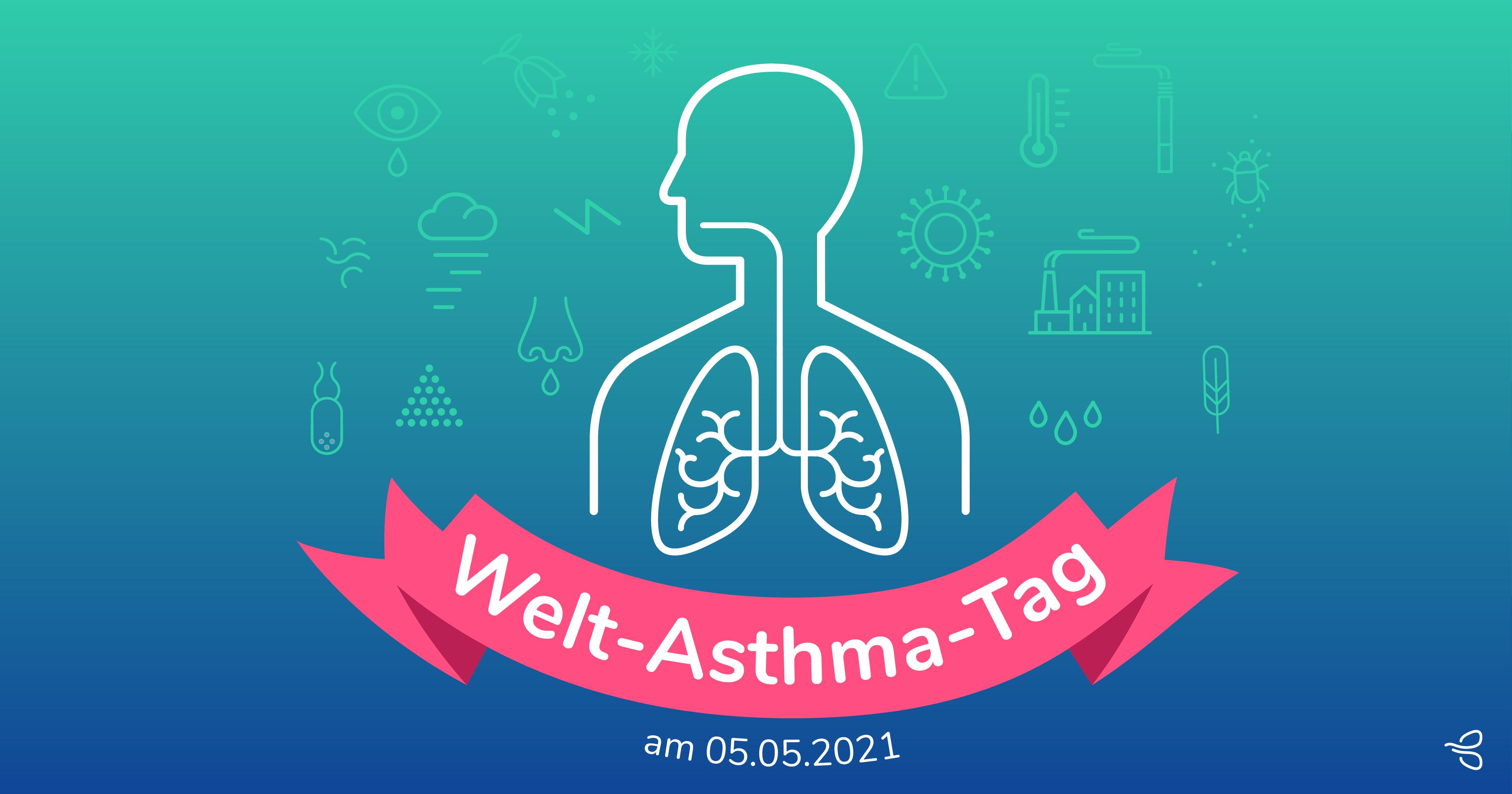 Heute ist Welt-Asthma-Tag